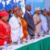 PDP Describes Buhari's Ministerial Inauguration As A Poor Parade; Chides Him For Degrading Ministers