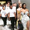 Tiwa Savage Walks Runway For Naomi Campbell