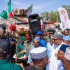 Buhari Unveils Made-In-Nigeria Military Vehicles, Salutes Gallant Efforts In Routing Terrorists