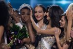 That Amazing Moment When SA's Zozibini Tunzi was announced 2019 Miss Universe Winner